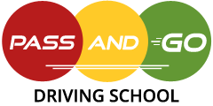 Pass and Go Driving School Logo